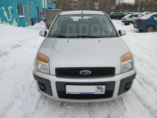 Ford Fusion, 2007 год, 365 000 руб.
