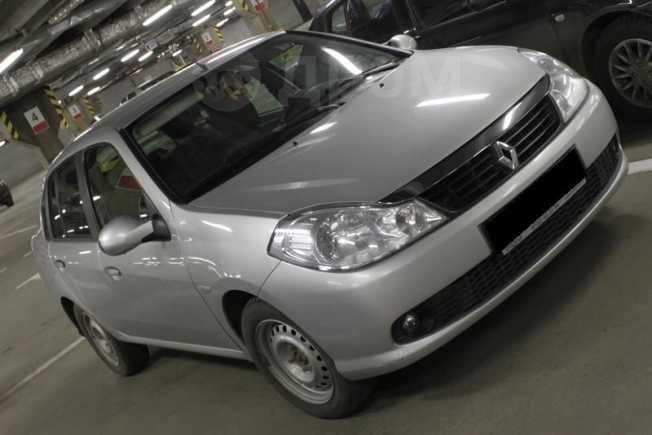 Renault Symbol, 2008 год, 345 000 руб.