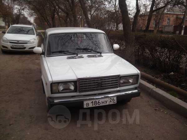 Лада 2107, 2007 год, 130 000 руб.