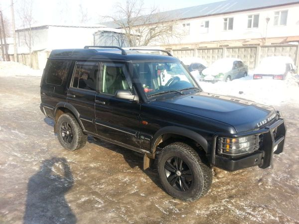 Land Rover Discovery, 2003 год, 620 000 руб.