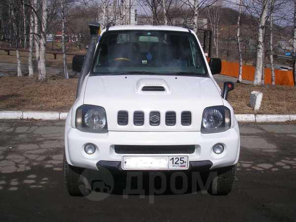 Suzuki Jimny Wide, 1997 год, 250 000 руб.