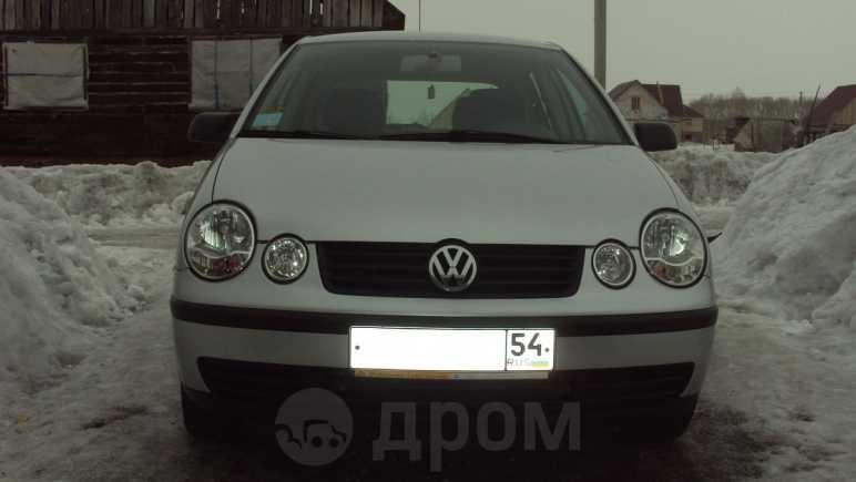 Volkswagen Polo, 2003 год, 280 000 руб.