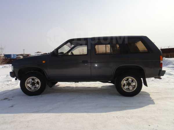 Nissan Terrano, 1993 год, 270 000 руб.