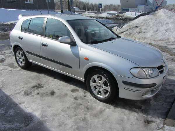 Nissan Almera, 2001 год, 278 000 руб.