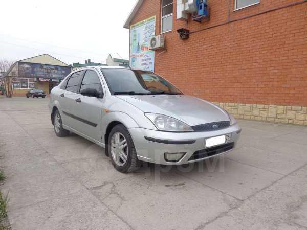 Ford Focus, 2003 год, 260 000 руб.