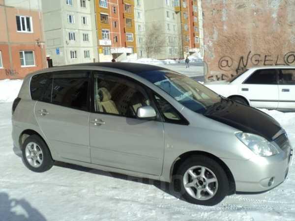 Toyota Corolla Spacio, 2001 год, 189 000 руб.