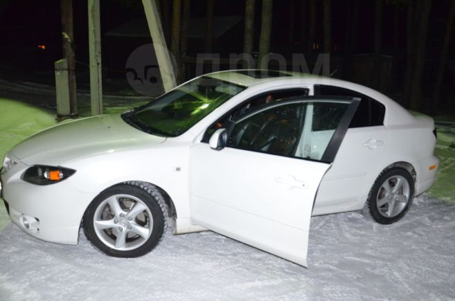Mazda Mazda3, 2005 год, 460 000 руб.