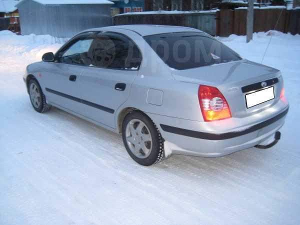 Hyundai Elantra, 2005 год, 350 000 руб.