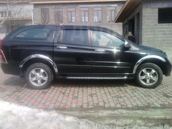 SsangYong Actyon Sports, 2006 год, 450 000 руб.