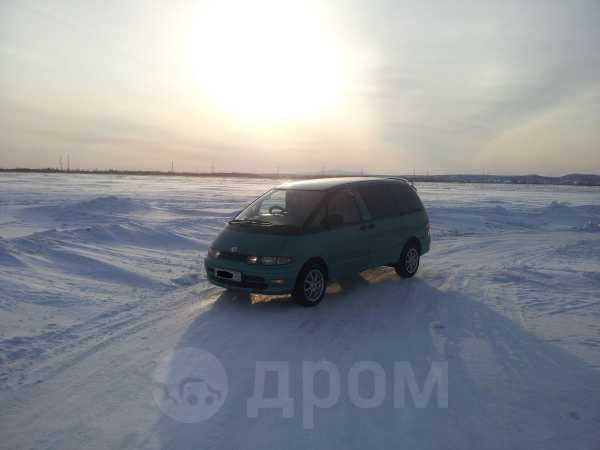 Toyota Estima Lucida, 1992 год, 250 000 руб.