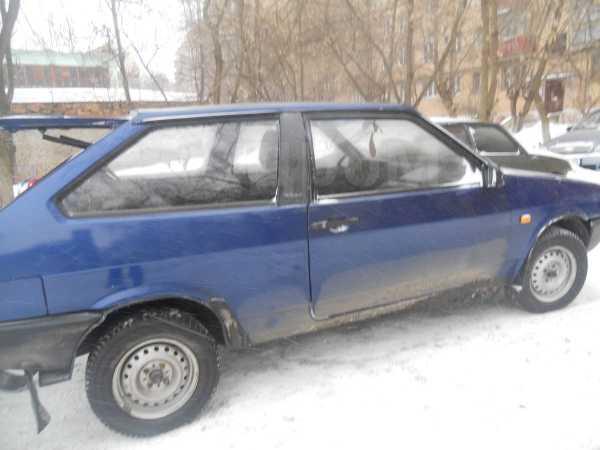 Лада 2108, 2002 год, 60 000 руб.