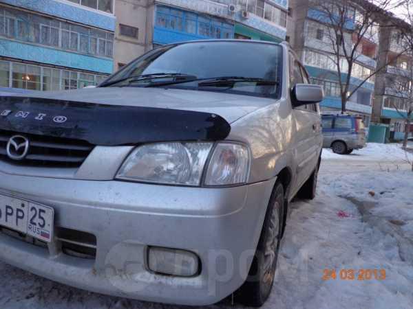 Mazda Demio, 2000 год, 135 600 руб.