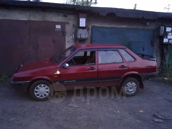 Лада 21099, 1993 год, 59 000 руб.