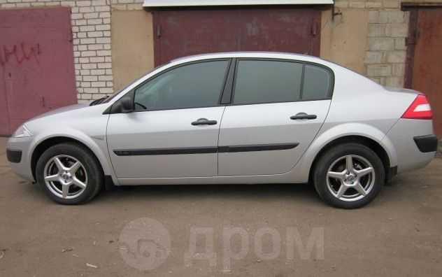 Renault Megane, 2005 год, 400 000 руб.