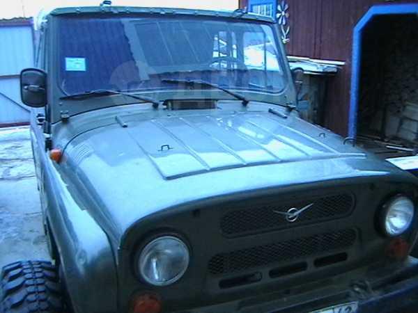 УАЗ 3151, 1997 год, 195 000 руб.