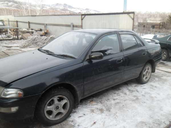Toyota Carina, 1996 год, 160 000 руб.