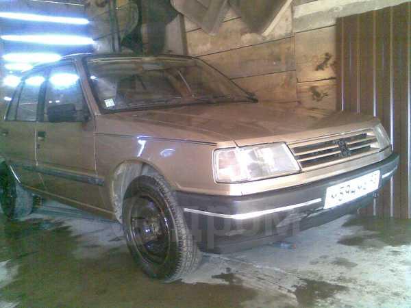 Peugeot 309, 1988 год, 40 000 руб.
