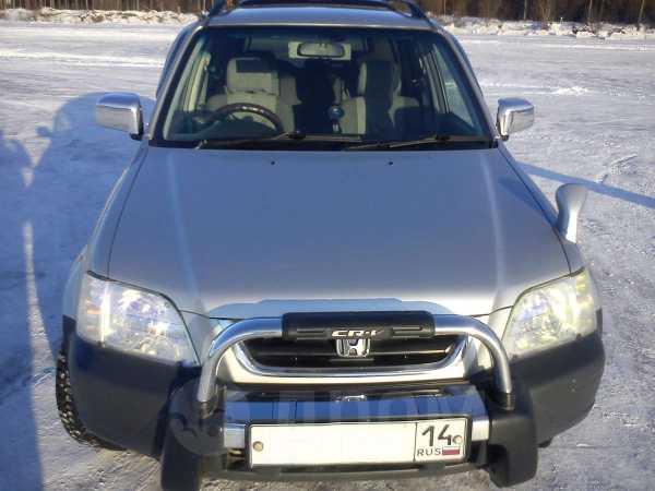 Honda CR-V, 1996 год, 340 000 руб.