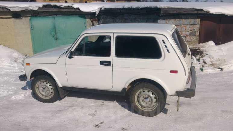 Лада 4x4 2121 Нива, 1993 год, 130 000 руб.