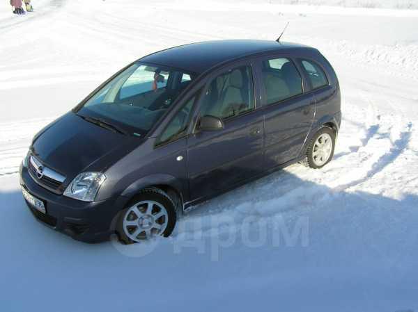 Opel Meriva, 2007 год, 360 000 руб.