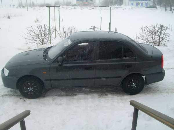 Hyundai Accent, 2011 год, 390 000 руб.
