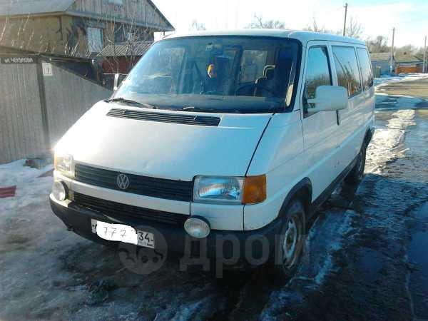 Volkswagen Multivan, 1991 год, 199 000 руб.