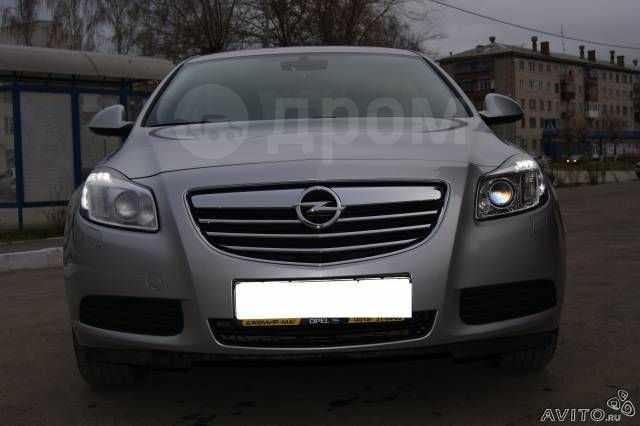 Opel Insignia, 2011 год, 800 000 руб.