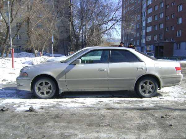 Toyota Mark II, 2000 год, 300 000 руб.