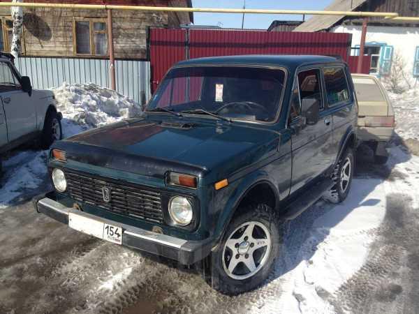 Лада 4x4 2121 Нива, 1996 год, 107 000 руб.