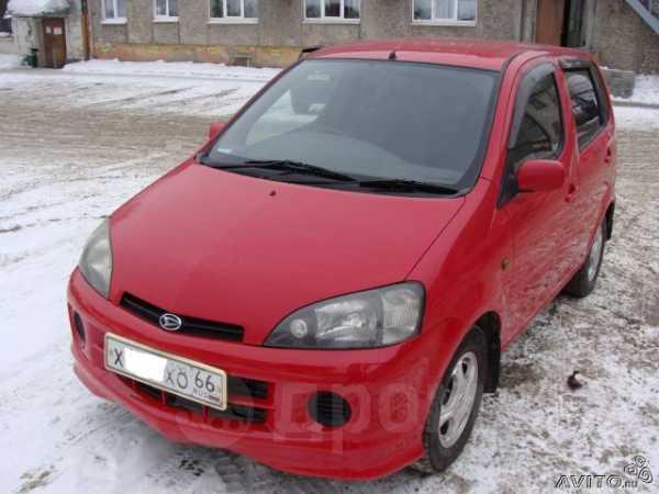 Daihatsu YRV, 2000 год, 210 000 руб.