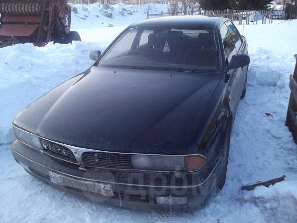 Mitsubishi Diamante, 1992 год, 65 000 руб.