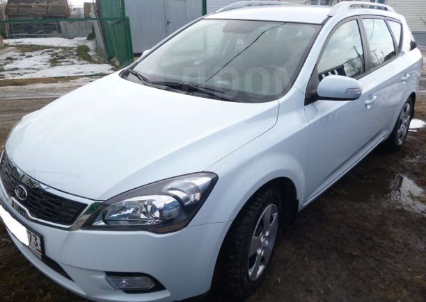 Kia Ceed, 2011 год, 590 000 руб.