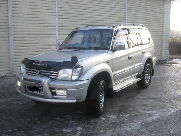 Toyota Land Cruiser Prado, 2000 год, 737 000 руб.