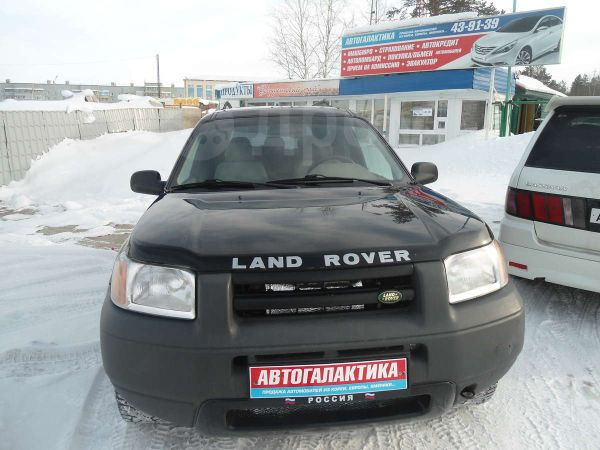 Land Rover Freelander, 2001 год, 370 000 руб.