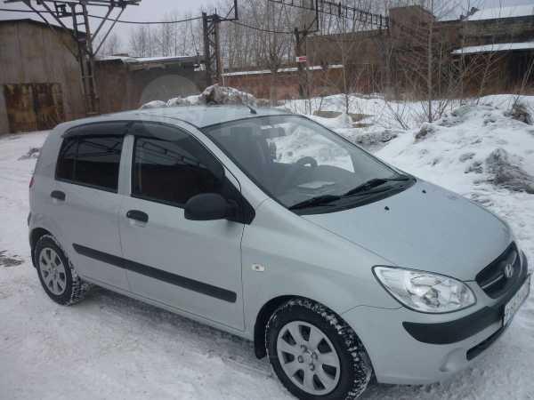 Hyundai Getz, 2010 год, 390 000 руб.