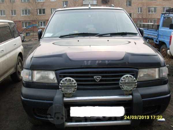 Mazda MPV, 1995 год, 380 000 руб.