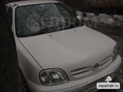 Nissan March, 2000 год, 120 000 руб.