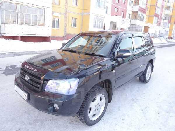 Toyota Kluger V, 2005 год, 840 000 руб.