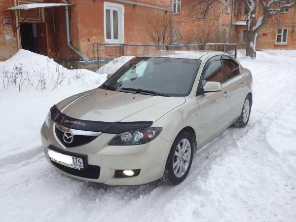 Mazda Mazda3, 2006 год, 459 000 руб.