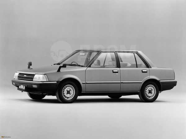 Nissan Auster, 1984 год, 8 000 руб.