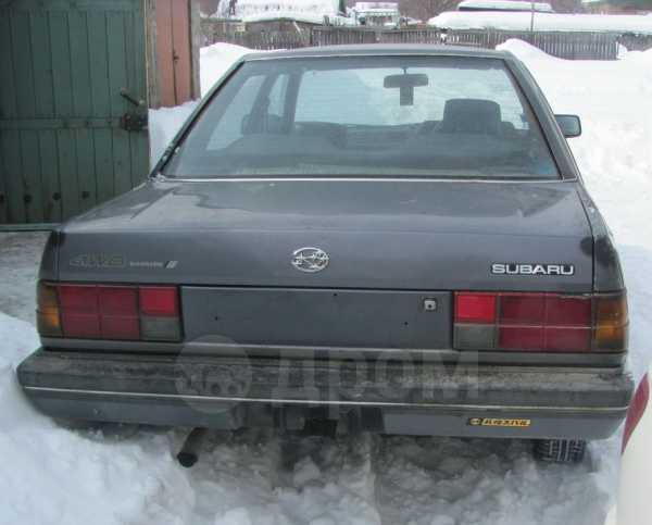 Subaru Leone, 1989 год, 17 000 руб.