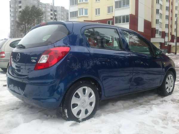 Opel Corsa, 2008 год, 375 000 руб.