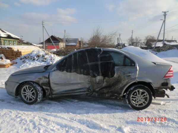 Ford Mondeo, 2006 год, 159 000 руб.