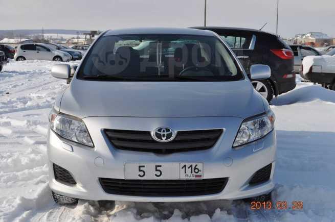Toyota Corolla, 2007 год, 520 000 руб.