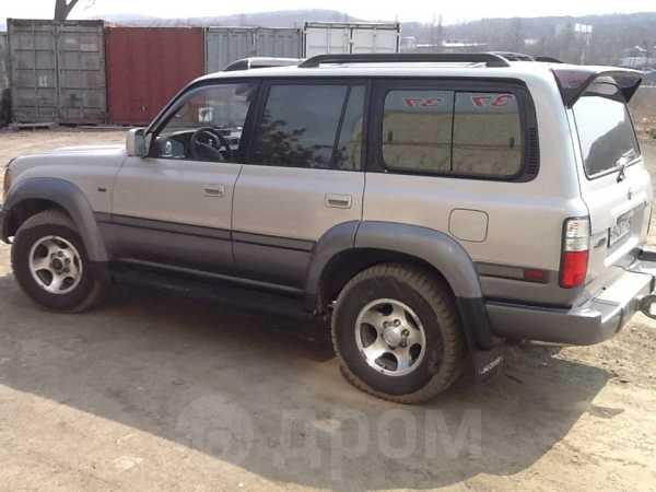 Toyota Land Cruiser, 1997 год, 705 000 руб.