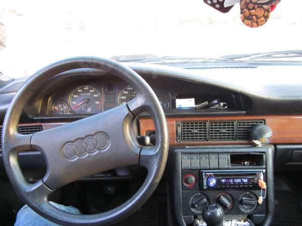 Audi 100, 1988 год, 115 000 руб.