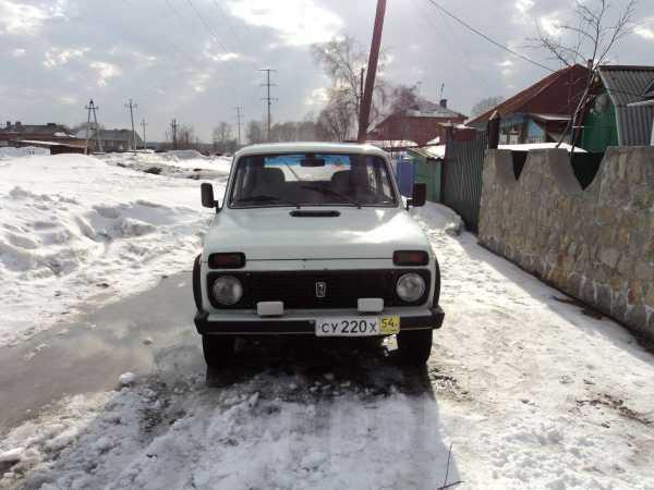 Лада 4x4 2121 Нива, 1996 год, 95 000 руб.