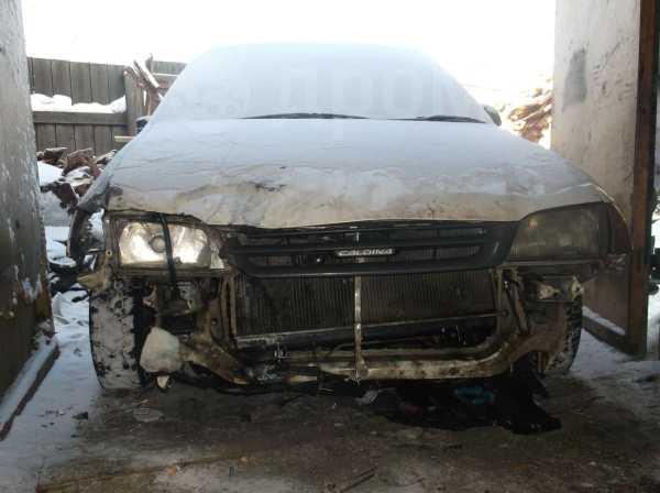 Toyota Caldina, 2000 год, 125 000 руб.