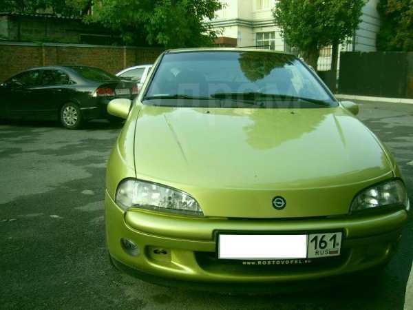 Opel Tigra, 1998 год, 180 000 руб.