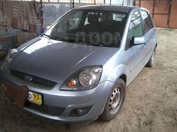 Ford Fiesta, 2007 год, 285 000 руб.